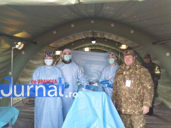 medici spitalul militar instruire poligon cincu6 560x420 - FOTO: Medici și asistenți de la Spitalul Militar Focșani s-au instruit în poligonul de la Cincu