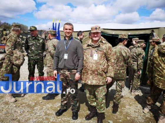 medici spitalul militar instruire poligon cincu7 560x420 - FOTO: Medici și asistenți de la Spitalul Militar Focșani s-au instruit în poligonul de la Cincu