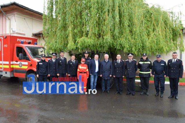 Aniversare Pompieri Panciu 4 - FOTO: Stația de Pompieri Panciu a sărbătorit 21 de ani de la înființare