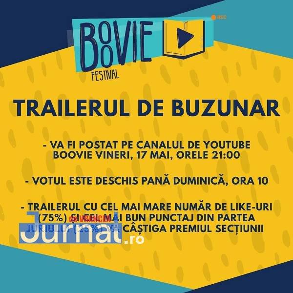 boovie festival trailrul de buzunar - Boovie 2019: Un festival concurs de book-trailere, la care vor participa peste 1000 de elevi