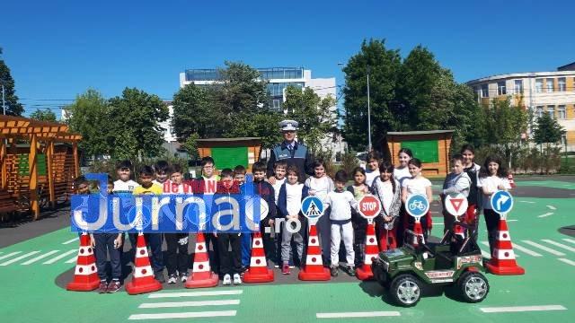 educatie rutiera velo park2 1 - FOTO: Cursurile de educație rutieră continuă la VELO PARK