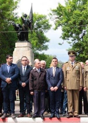 """ion stefan 9 mai 2019 ziua europei8 301x420 - Ion Ștefan: """"La mulți ani, Europa! La mulți ani, Uniunea Europeană! La mulți ani, România!"""" (FOTO)"""
