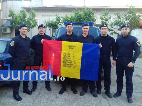 """jandarmi vranceni marsul jandarmeriei galatene1 560x420 - FOTO: Jandarmi vrânceni participanți la ,,Marşul Jandarmeriei Gălățene - Oameni în uniformă pentru oameni în uniformă"""""""