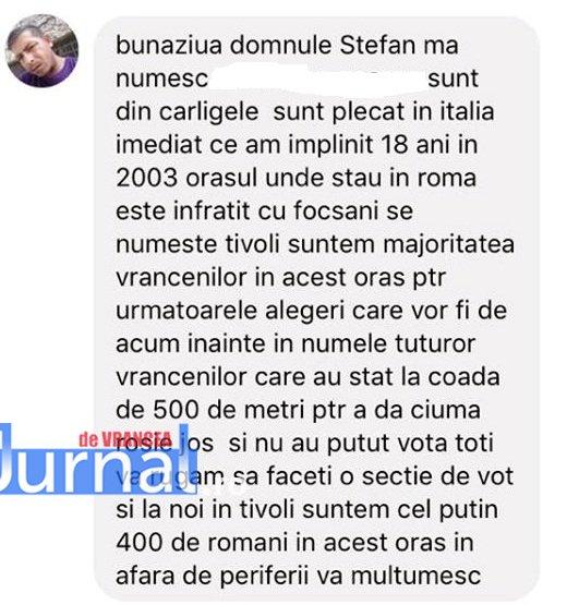 votare tivoli italia - Ion Ștefan: PNL va cere votarea legii votului prin corespondență și electronic, cu celeritate, în Camera Deputaților