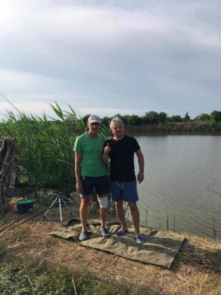 """cupa pescuit tomita lazar 6 315x420 - GALERIE FOTO: Pescarii și-au arătat măiestria la cupa """"Tomiță Lazăr"""""""