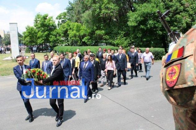 ziua eroilor ion stefan4 630x420 - FOTO-Ion Ștefan: Ziua Eroilor, o zi în care îi pomenim pe eroii români care au căzut pe toate câmpurile de luptă de-a lungul veacurilor