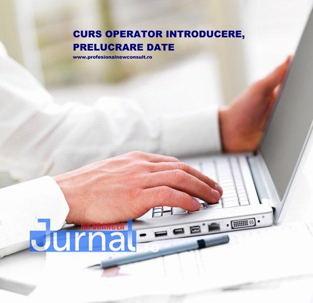 Foto Operator Date3 - Curs Operator Calculator – operator introducere prelucrare şi validare date