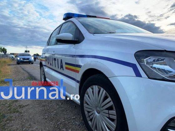actiune politia rutiera11 560x420 - FOTO-VIDEO: Filtre de poliție la toate intrările în oraș! Ce au căutat oamenii legii de la primele ore
