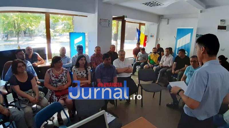alegeri usr vrancea - USR Vrancea și-a ales noua structură a Biroului Județean