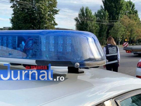 politia economica 560x420 - FOTO-VIDEO: Filtre de poliție la toate intrările în oraș! Ce au căutat oamenii legii de la primele ore