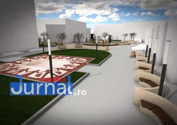 Reabilitare Pasaj Cinematograf Balada3 595x420 - FOTO: Cum va arăta piațeta de lângă cinematograful Balada