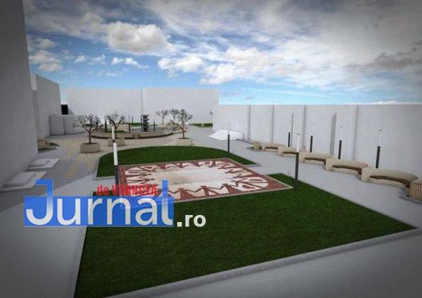 Reabilitare Pasaj Cinematograf Balada6jpg 595x420 - FOTO: Cum va arăta piațeta de lângă cinematograful Balada