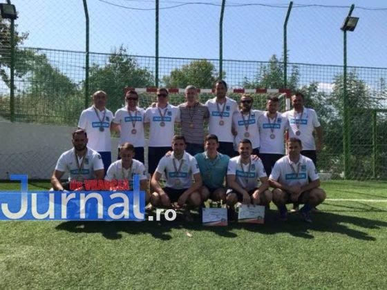 campionatului de minifotbal al MAI finala1 560x420 - FOTO: I.P.J. Vrancea, în finala Campionatului de Minifotbal al Ministerului Afacerilor Interne – ediția 2019
