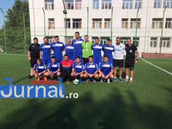 campionatului de minifotbal al MAI finala4 560x420 - FOTO: I.P.J. Vrancea, în finala Campionatului de Minifotbal al Ministerului Afacerilor Interne – ediția 2019