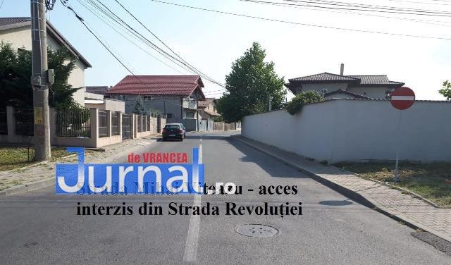 cartierul sud reguli noi trafic 2 - FOTO: Primăria Focșani instituie noi reguli de trafic în cartierul SUD