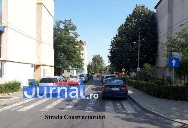cartierul sud reguli noi trafic 4 - FOTO: Primăria Focșani instituie noi reguli de trafic în cartierul SUD