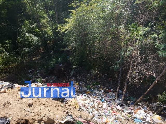 gunoi panciu 1 - FOTO-VIDEO: Primăria Panciu recidivează și sufocă orașul cu deșeuri aruncate ilegal