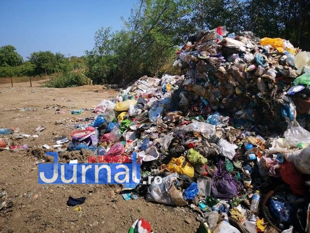 gunoi panciu 4 - FOTO-VIDEO: Primăria Panciu recidivează și sufocă orașul cu deșeuri aruncate ilegal