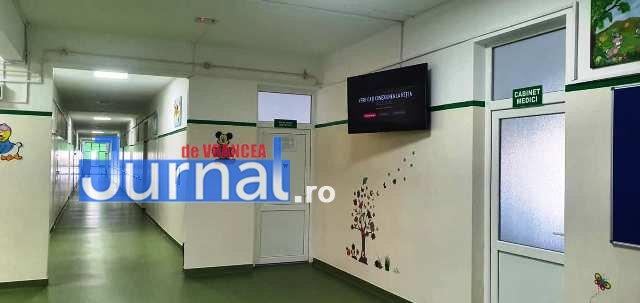 sectia pediatrie modernizata spitalul judetean2 - FOTO: Pediatria Spitalului Județean Focșani a fost modernizată