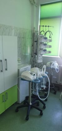 sectia pediatrie modernizata spitalul judetean4 199x420 - FOTO: Pediatria Spitalului Județean Focșani a fost modernizată