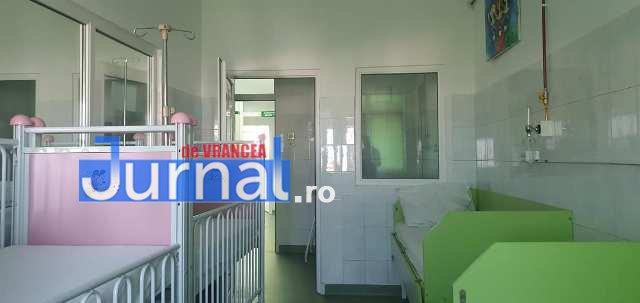 sectia pediatrie modernizata spitalul judetean6 - FOTO: Pediatria Spitalului Județean Focșani a fost modernizată