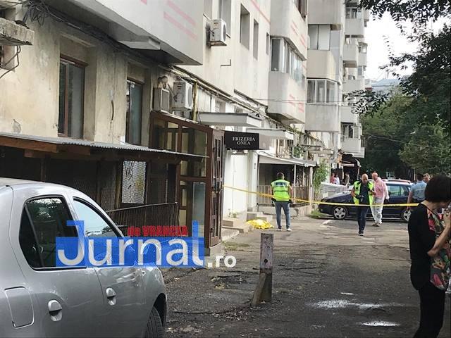 copil cazut de la etaj focsani2 - UPDATE-VIDEO-FOTO-ULTIMĂ ORĂ: Un copil de 2 ani a murit după ce a căzut de la etajul 8 al unui bloc de pe Bulevardul Unirii