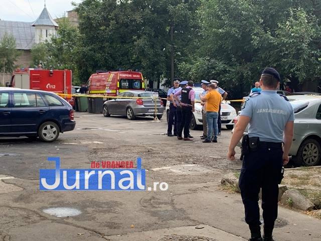 copil cazut de la etaj focsani3 - UPDATE-VIDEO-FOTO-ULTIMĂ ORĂ: Un copil de 2 ani a murit după ce a căzut de la etajul 8 al unui bloc de pe Bulevardul Unirii