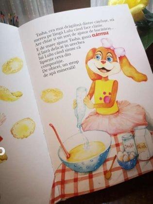 cristina enache ilustrator gasca zurli2 315x420 - FOTO-VIDEO: O tânără din Focșani ilustrează cărțile Zurli. Desenatoarea are mai multe povești desenate care au fost publicate