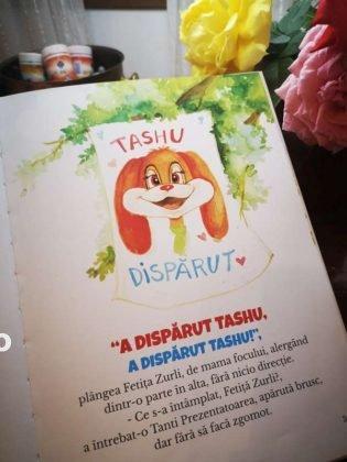 cristina enache ilustrator gasca zurli3 315x420 - FOTO-VIDEO: O tânără din Focșani ilustrează cărțile Zurli. Desenatoarea are mai multe povești desenate care au fost publicate