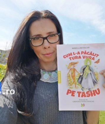 cristina enache ilustrator gasca zurli7 355x420 - FOTO-VIDEO: O tânără din Focșani ilustrează cărțile Zurli. Desenatoarea are mai multe povești desenate care au fost publicate