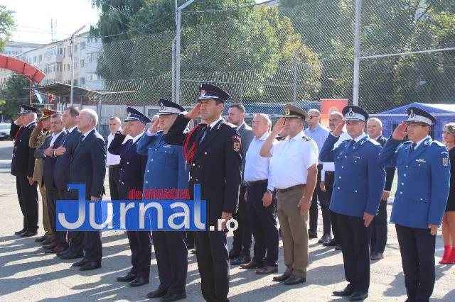 isu vrancea ziua pompierilor2 - FOTO: Pompierii vrânceni au celebrat Ziua Pompierilor din România