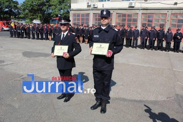 isu vrancea ziua pompierilor4 - FOTO: Pompierii vrânceni au celebrat Ziua Pompierilor din România