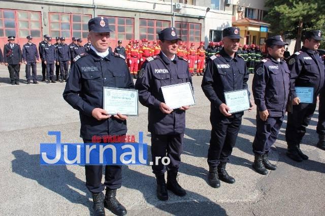 isu vrancea ziua pompierilor5 - FOTO: Pompierii vrânceni au celebrat Ziua Pompierilor din România