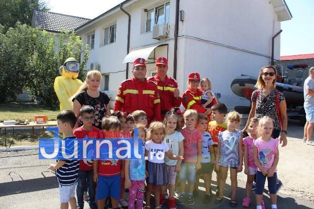 isu vrancea ziua pompierilor6 - FOTO: Pompierii vrânceni au celebrat Ziua Pompierilor din România