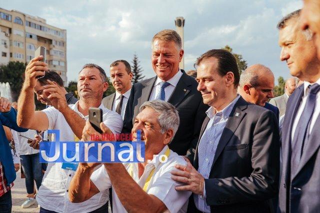 klaus iohannis constanta 2 - FOTO: Peste 50.000 de vrânceni au votat pentru susținerea lui Klaus Iohannis