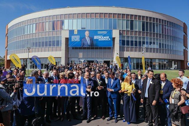 klaus iohannis prezidentiale oltenia3 - FOTO: Președintele Klaus Iohannis i-a cucerit și pe olteni