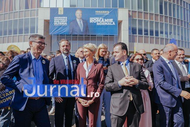 klaus iohannis prezidentiale oltenia5 - FOTO: Președintele Klaus Iohannis i-a cucerit și pe olteni