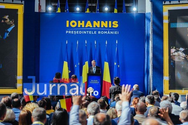 klaus iohannis prezidentiale oltenia8 - FOTO: Președintele Klaus Iohannis i-a cucerit și pe olteni