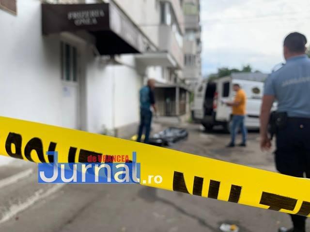 politia nu trece copil cazut de la etaj focsani7 - UPDATE-VIDEO-FOTO-ULTIMĂ ORĂ: Un copil de 2 ani a murit după ce a căzut de la etajul 8 al unui bloc de pe Bulevardul Unirii