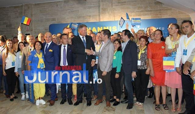semnaturi iohannis vrancea - FOTO: Peste 50.000 de vrânceni au votat pentru susținerea lui Klaus Iohannis