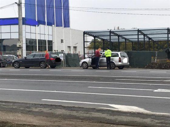 actiune politia vrancea1 560x420 - FOTO: 40 de șoferi au rămas pietoni în urma unei acțiuni de amploare a polițiștilor vrânceni