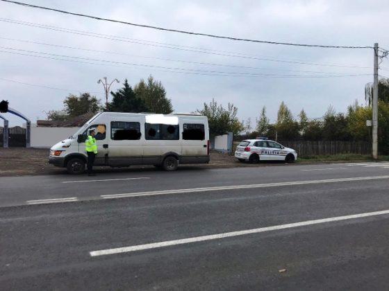 actiune politia vrancea3 560x420 - FOTO: 40 de șoferi au rămas pietoni în urma unei acțiuni de amploare a polițiștilor vrânceni