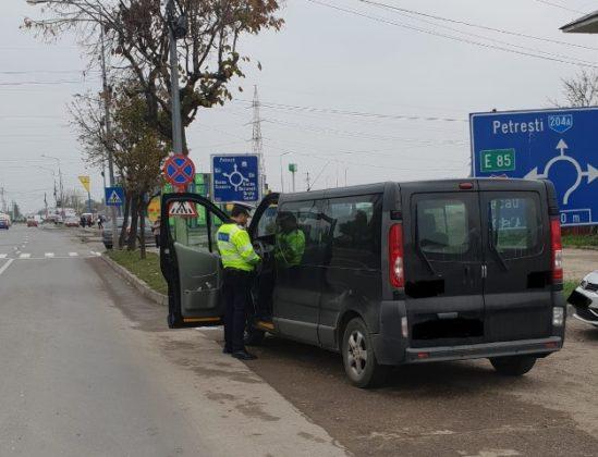 actiune politia vrancea5 549x420 - FOTO: 40 de șoferi au rămas pietoni în urma unei acțiuni de amploare a polițiștilor vrânceni