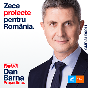 Dan Barna - Alegeri Prezidentiale 2019