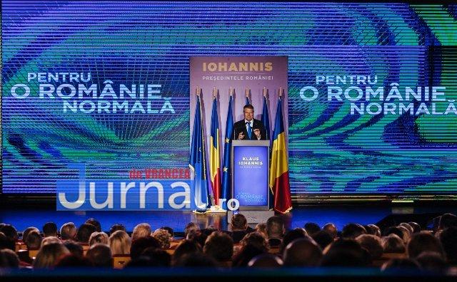 klaus iohannis cluj prezidentiale2 - FOTO: Klaus Iohannis a făcut tot ceea ce putea să facă un președinte pentru a opri atacurile PSD împotriva statului român