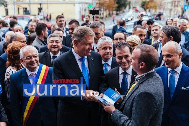 klaus iohannis cluj prezidentiale4 - FOTO: Klaus Iohannis a făcut tot ceea ce putea să facă un președinte pentru a opri atacurile PSD împotriva statului român