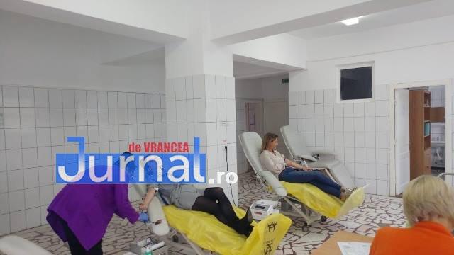 politistii doneaza sange3 - FOTO: Polițiștii donează sânge timp de două săptămâni. Ce vor face cu tichetele primite