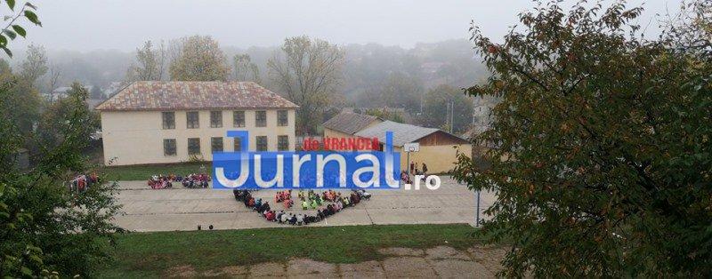 scoala paunesti vrancea 1 - Școala din Păunești, 154 de ani de la înființare