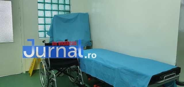 sectie obstretica ginecologie spitalul focsani 2 - FOTO: Secția Obstetrică Ginecologie de la Spitalul Județean a fost modernizată