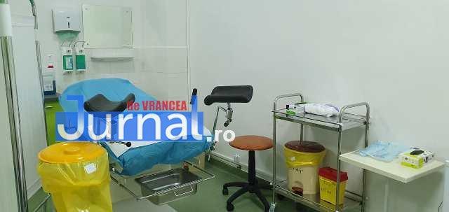 sectie obstretica ginecologie spitalul focsani 8 - FOTO: Secția Obstetrică Ginecologie de la Spitalul Județean a fost modernizată